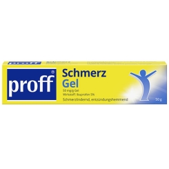 proff® Schmerzgel 50 mg/g
