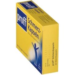 proff® Schmerzkapseln 400 mg