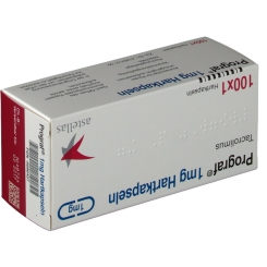 Prograf 1 mg Kapseln