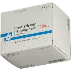 Promethazin neuraxpharm 100 Filmtabl.