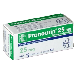 Proneurin 25 mg Dragees
