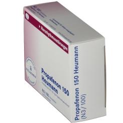 Propafenon 150 Heumann Filmtabletten