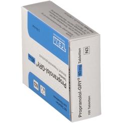 Propranolol Gry 40 Tabl.