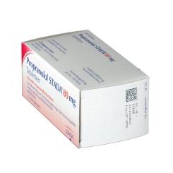 Propranolol Stada 80 Tabletten