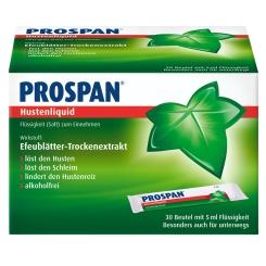 Prospan® Hustenliquid mit Menthol-Geschmack
