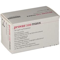 Provas 320 maxx 320 mg/25 mg Filmtabletten