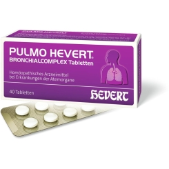 PULMO HEVERT® BRONCHIALCOMPLEX Tabletten
