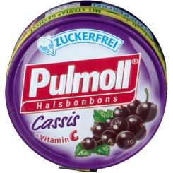 Pulmoll® Cassis zuckerfrei Bonbons