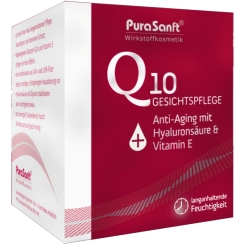 Purasanft® Q 10 Gesichtspflege