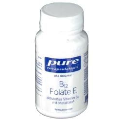 pure encapsulations® B12 Folate E