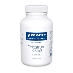 pure encapsulations® Colostrum 40% IgG