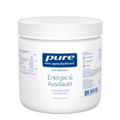pure encapsulations® Energie und Ausdauer