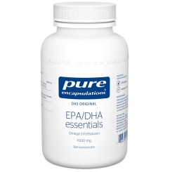 pure encapsulations® EPA/DHA essentials 1000 mg