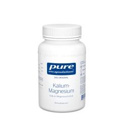 pure encapsulations® Kalium-Magnesiumcitrat Kapseln