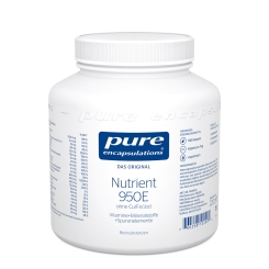 pure encapsulations® Nutrient 950®E ohne Cu/Fe/Jod
