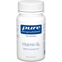 pure encapsulations® Vitamin B12 Methylcobalamin