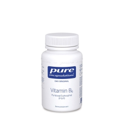 pure encapsulations® Vitamin B6 Pyridoxal-5-phosphat (P-5-P)