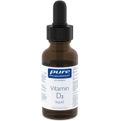 pure encapsulations® Vitamin D3 liquid