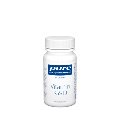 pure encapsulations® Vitamin K & D