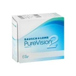 PureVision 2 HDBC:8,60 DIA:14,00 SPH:+4,00