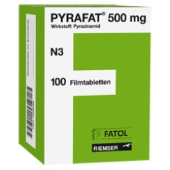 PYRAFAT® 500 mg Filmtabletten