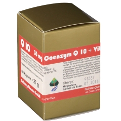 Q 10 30 Mg Coenzym Q 10 + Vitamine Kapseln