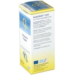 Q 10 Sanomit flüssig MSE Tropfen