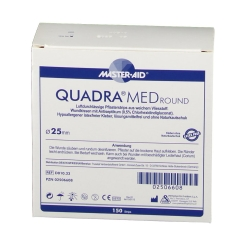 QUADRA® MED Round 22,5 mm