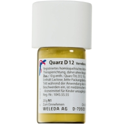Quarz D12 Trituration