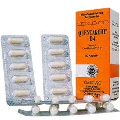 Quentakehl® D4 Kapseln