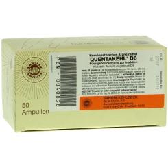 Quentakehl® D6 Ampullen