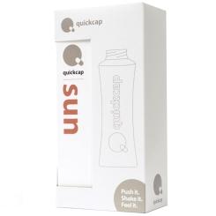 Quickcap sun + Gratis Flasche