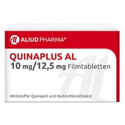 QUINAPLUS AL 10 mg/12,5 mg