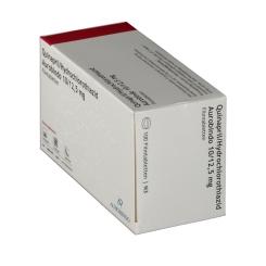 QUINAPRIL/HCT Aurobindo 10/12,5 mg Filmtabletten