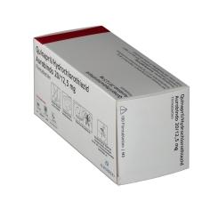 QUINAPRIL/HCT Aurobindo 20/12,5 mg Filmtabletten