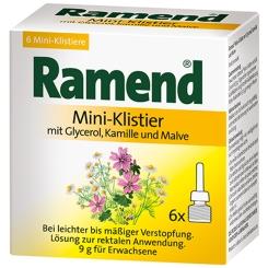 Ramend® Mini-Klistier