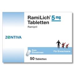 Ramilich 5 mg Tabl.