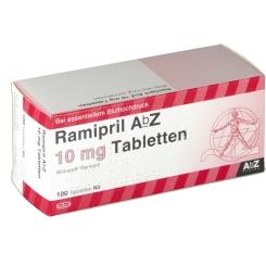 Ramipril AbZ 10 mg Tabl.