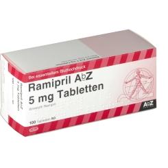 Ramipril AbZ 5 mg Tabl.