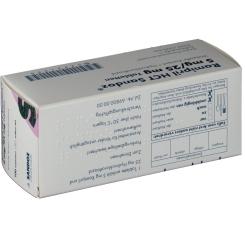 Ramipril HCT Sandoz 5 mg/ 25 mg