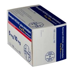 RAMIPRIL HEXAL plus Amlodipin 5 mg/10 mg Hartkaps.