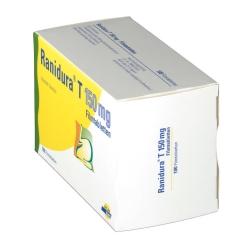 Ranidura T 150 mg Filmtabletten