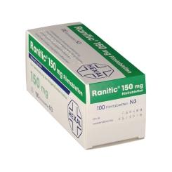 Ranitic 150 Filmtabl.