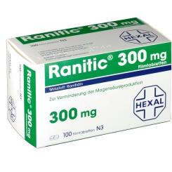Ranitic 300 Filmtabletten