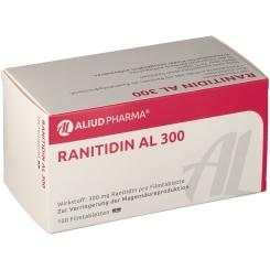 Ranitidin Al 300 Filmtabl.