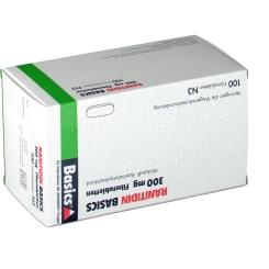 Ranitidin Basics 300 mg Filmtabl.