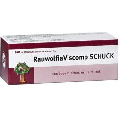 Rauwolfiaviscomp Schuck Tropfen