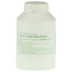 RD-CF Calcium Fluoratum D6 Tabletten