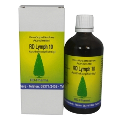 RD-Lymph 10 Tropfen