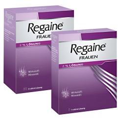 Regaine® Frauen 4 Monats-Packung Sparset